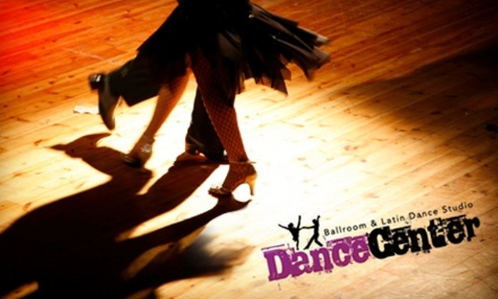 DanceCenter - Paradise: $29 for One Private Lesson, Four Group Lessons, and One Dance Party (Each Good for Two People) at DanceCenter ($176 Total Value)