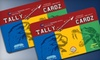 Casmaya Enterprise Group: $6 for Tally Cardz Discount Card from Casmaya Enterprise Group ($12 Value)