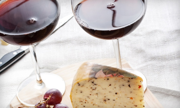 Wimberley Valley Winery and Tasting Room - Driftwood: Wine Education and Food-Pairing Class for Two, Four, or Six at Wimberley Valley Winery and Tasting Room in Driftwood