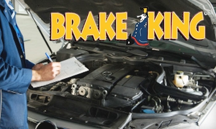 Brake King - Briarfield: $15 For $30 Worth of Automotive Services At Brake King