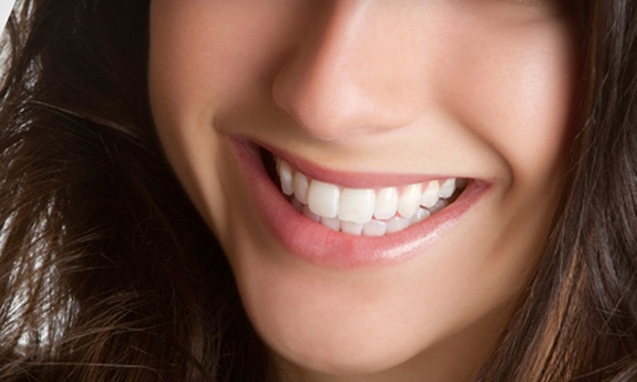 Smiling Bright - Toledo: $29 for a Teeth-Whitening Kit with LED Light from Smiling Bright ($179.99 Value)