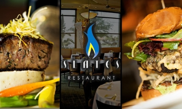 Slates Restaurant - Woodward Park: $50 Worth of Fine Dining at Slates Restaurant