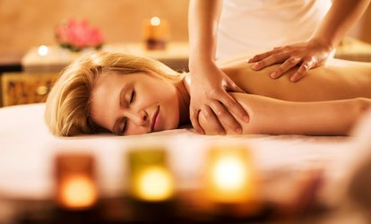 Pamper Package - 60 ($39), 90 ($55) or 120 Minutes ($75) at Nakha Thai Massage (Up to $140 Value)