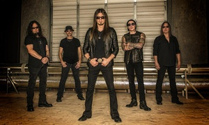 Phoenix Productions: Queensrÿche, Armored Saint, and Midnight External on December 1 at 7 p.m.