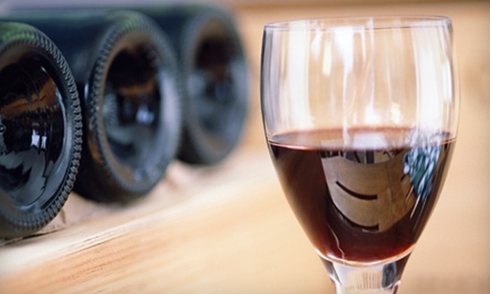 Boutier Winery - Ila: $40 for a Private Wine Tasting for Up to 10 People at Boutier Winery (Up to $100 Value)