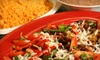 Alambres Fresh Mexican Grill - Burbank: $7 for $15 Worth of Mexican Fare at Alambres Fresh Mexican Grill in Burbank (or $25 for $50)