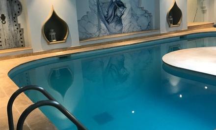 Hammam, sauna, piscine et modelage, avec gommage optionnel pour 1 pers., dès 44,90 € au Hammam Spa Les Bains du Temple