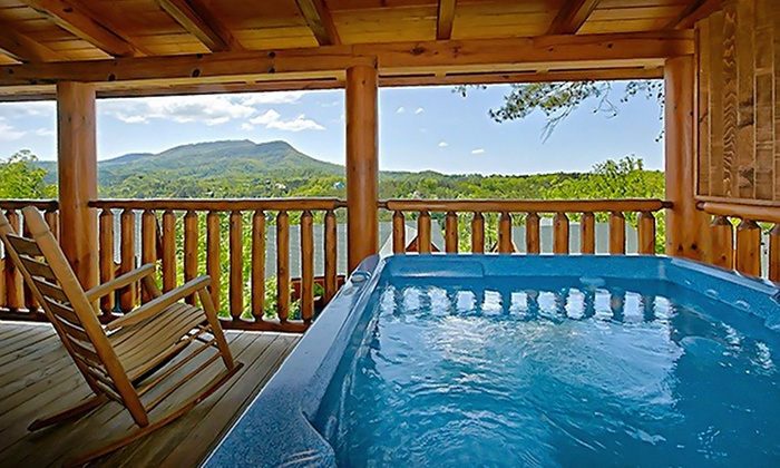 Alpine Mountain Chalets In Pigeon Forge Tn Groupon Getaways