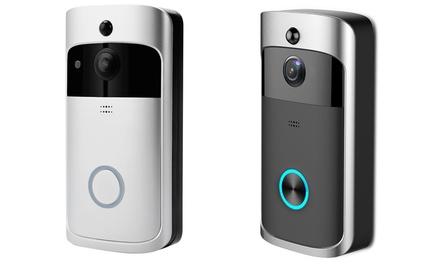 XM3 WiFideurbel met tweeweg audio en nachtzicht