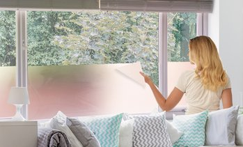 Frosted Home Privacy Film