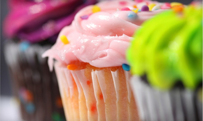 Minnie's Sweet Temptations - Winchester: Delivery of One or Two Dozen House-made Cupcakes from Minnie's Sweet Temptations