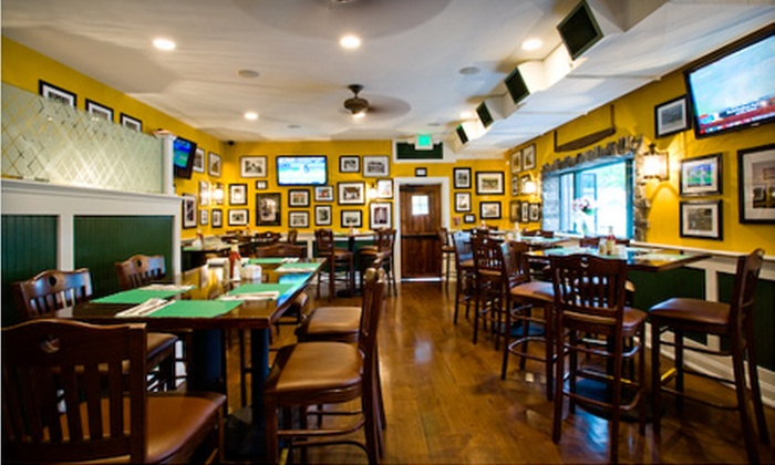 Irish Cottage Inn - Franklin: $10 for $20 Worth of Irish Fare at Irish Cottage Inn in Franklin