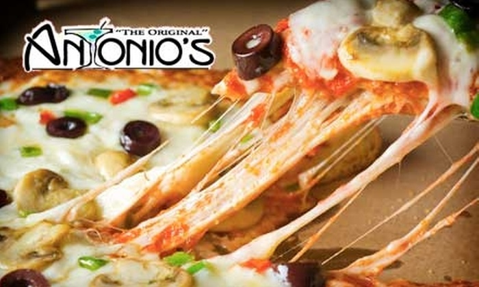 The Original Antonio's - Multiple Locations: $20 for $40 Worth of Italian Cuisine and Drinks at The Original Antonio's