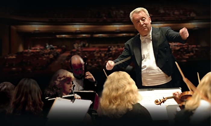Two Tickets to Mainly Mozart at the Balboa Theatre. Five Options Available.
