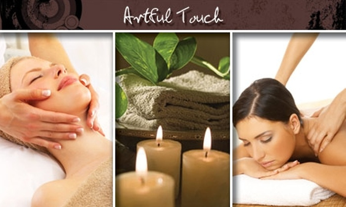Artful Touch Massage - Central Business District: $30 for Any Hour-Long Massage at Artful Touch Massage
