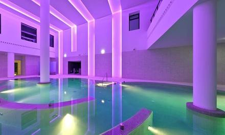 Asturias: 1 o 2 noches en habitación doble para 2 personas con desayuno y circuito termal en Hotel URH Zen Balagares 4*