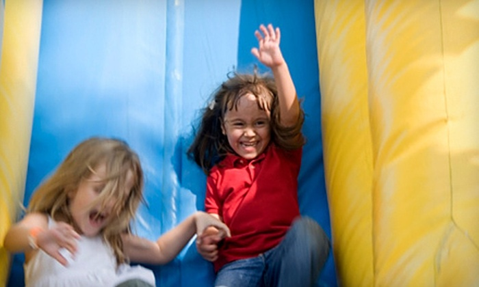 The Big Bounce - Deerfield Park: $10 Worth of Bouncing Sessions