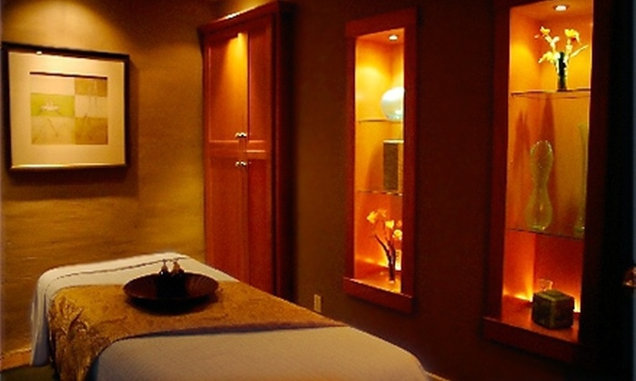 Spa Theology - Downtown Asheville: $86 for a 90-Minute Custom Spa Package with Exfoliation, Body Wrap, Scalp Treatment, and Massage at Spa Theology ($182 Value)