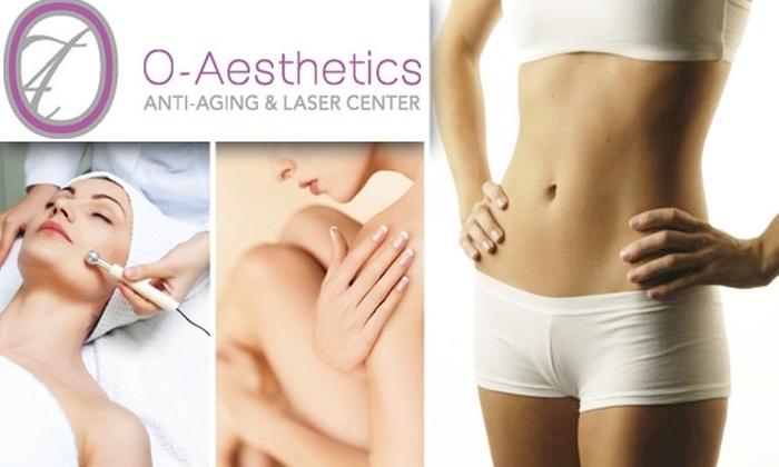 O-Aesthetics - Atlanta: $50 for Elite Facials and Laser Skin Treatments at O-Aesthetics