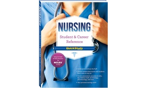 Nursing Student and Career Reference QuickStudy Book