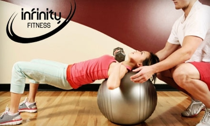Infinity Fitness - Westerville: $50 for Four Circuit Training Sessions at Infinity Fitness ($120 Value)
