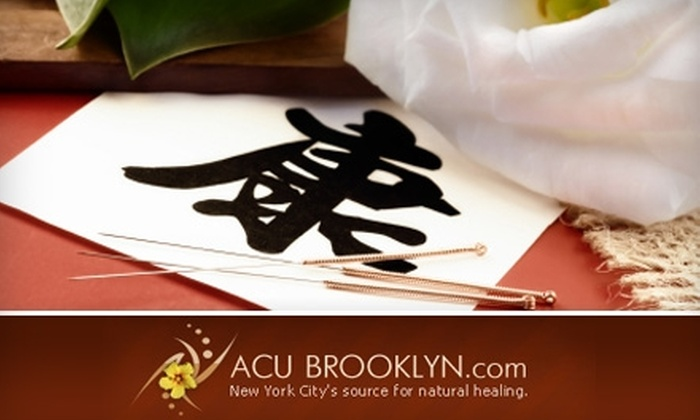 AcuBrooklyn - Fort Greene: $49 for Two Acupuncture Treatments at AcuBrooklyn ($200 Value)