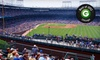 3639 Wrigley Rooftop - Lakeview: Rooftop View of Chicago Cubs Game at 3639 Wrigley Rooftop (Up to 54% Off). 14 Games Available.