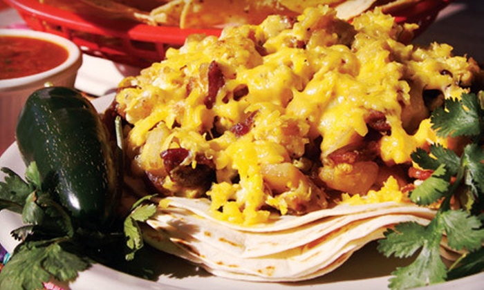 Juan in a Million - Holly: Mexican Fare for Two or Four at Juan in a Million (Half Off)