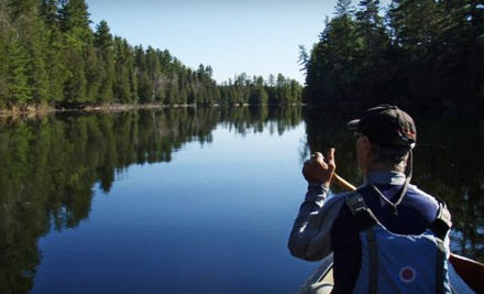 1-Day Beginners' Canoe Adventure for 2 - Pure Life Adventures in Ladysmith
