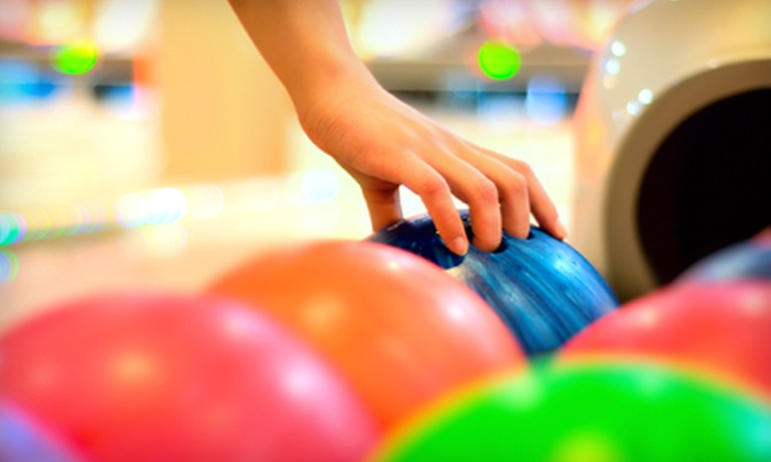 The Lanes at CinéBistro - Hampton: $20 for a Bowling Outing for Five at The Lanes at CinéBistro in Hampton (Up to $47.50 Value)