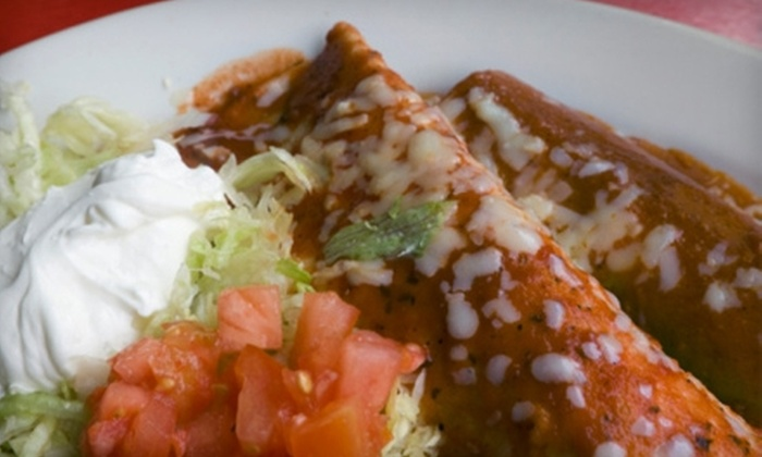Taco Village - Des Plaines: $5 for $10 Worth of Fresh Mexican Fare and Drinks at Taco Village in Des Plaines