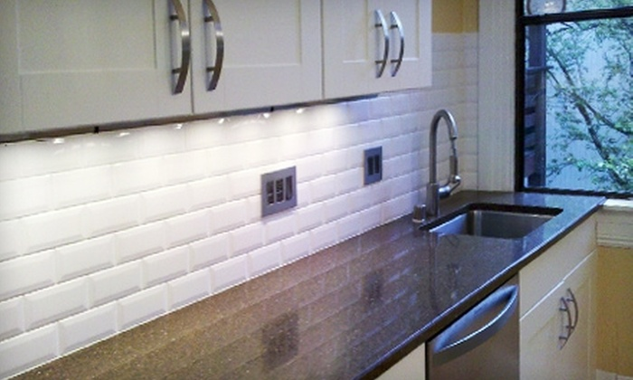 O'Reilly Tile Design-Green Tile Installer - San Francisco: $50 for $150 Toward Tile Work from O'Reilly Tile Design-Green Tile Installer
