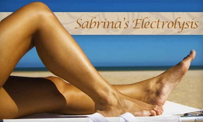 Sabrina's Electrolysis - Pelican Marsh: $49 for Two 30-Minute Electrolysis Sessions at Sabrina's Electrolysis ($100 Value)