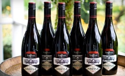 Argyle Winery - Argyle Winery in Dundee