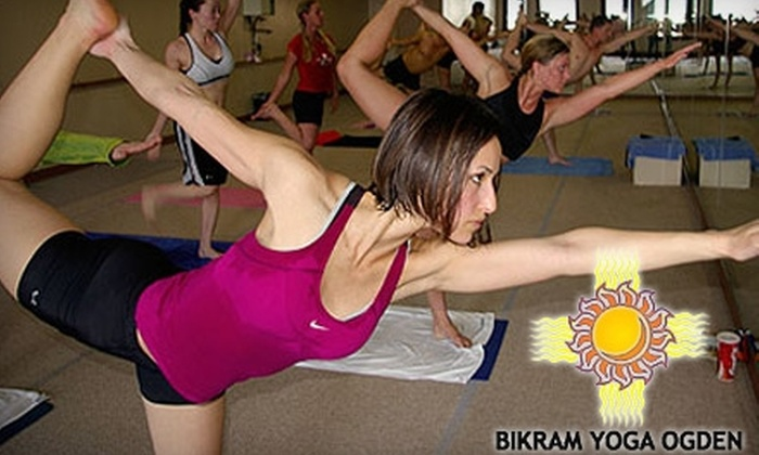 Bikram Yoga Ogden - Ogden: $20 for Unlimited Yoga at Bikram Yoga Ogden