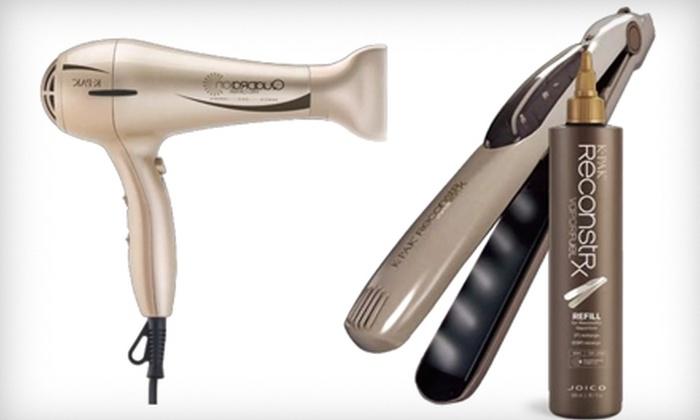 Flo Salon  - Columbia: $80 for K-Pak Straightening Iron or Hair Dryer at Flo Salon ($159.99 Value)