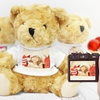 Personalized Photo Teddy Bear from Printerpix (Up to 96% Off)