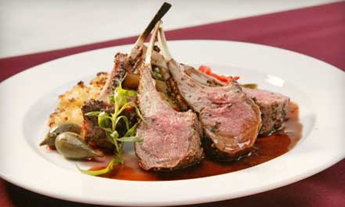 Bistro 135 - East Rochester: $15 for $30 Worth of Upscale Bistro Fare at Bistro 135 Jazz Lounge & Restaurant in East Rochester
