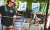 Half Off Glass-Blowing Classes & Products