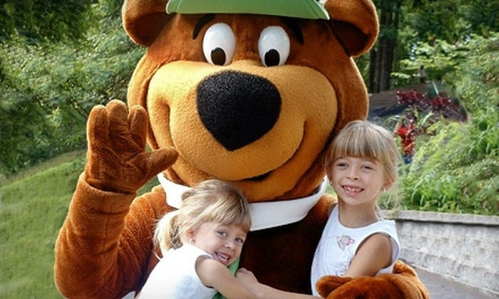 Yogi Bear's Jellystone Park Resort - Pacific: $20 for a Family Fun Day Package at Yogi Bear's Jellystone Park Resort in Eureka