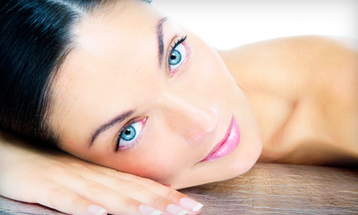 Ron Paul Salon & Day Spa - Greenbrier East: Express Facial or Microdermabrasions at Ron Paul Salon & Day Spa in Chesapeake. Three Options Available.