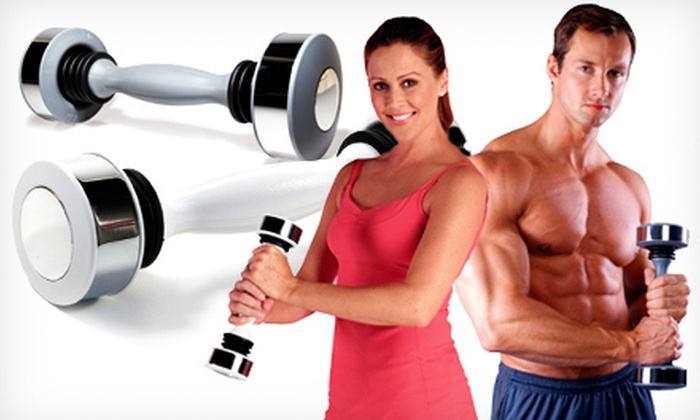 The Original Shake Weight: Men's or Women's Shake Weight Classic from Groupon Goods (Up to 43% Off)