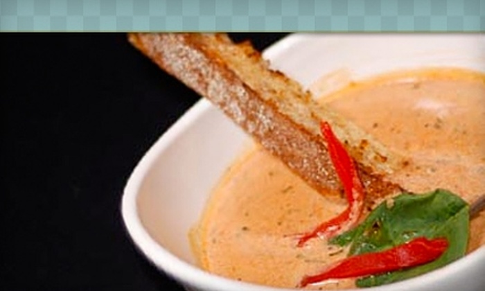 3Way Cafe - Downtown Norfolk: $7 for $15 Worth of Café Fare at 3Way Cafe in Norfolk