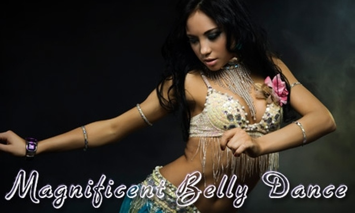 Magnificent Belly Dance - Downtown Manassas: $37 for Three Two-Hour Belly Dance Classes at Magnificent Belly Dance in Manassas ($75 Value)