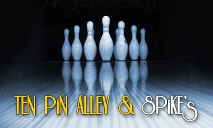 Ten Pin Alley & Spike's - Northwest Columbus: $40 for an Unlimited Summer Bowling Package at Ten Pin Alley & Spike's (Up to $650 Value)