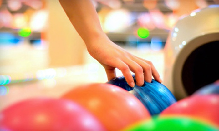 Mason Recreation Center - Leominster: Bowling Outing for Up to 5 or Bowling Party for Up to 15 at Mason Recreation Center in Leominster (Up to 58% Off)