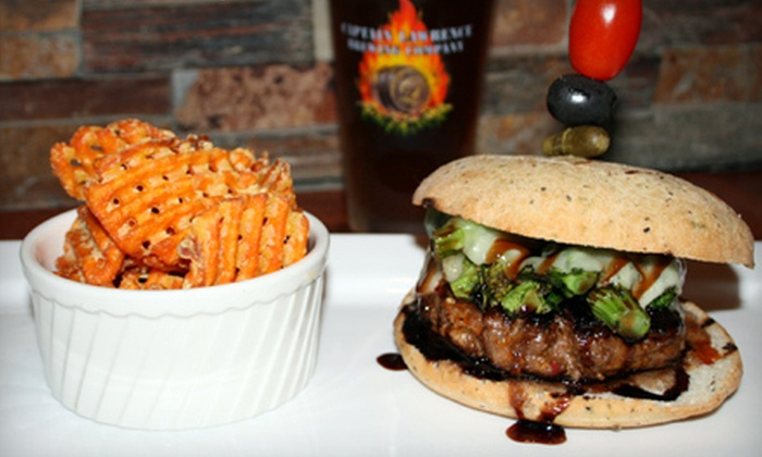 Westchester Burger Co. - Multiple Locations: $10 for $20 Worth of Inventive Burgers and American Fare at Westchester Burger Co.