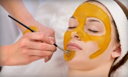 European Facial and Choice of Cranberry or Pumpkin Peel (a $95 value) - Inga's Skin and Body Care Salon in Marietta