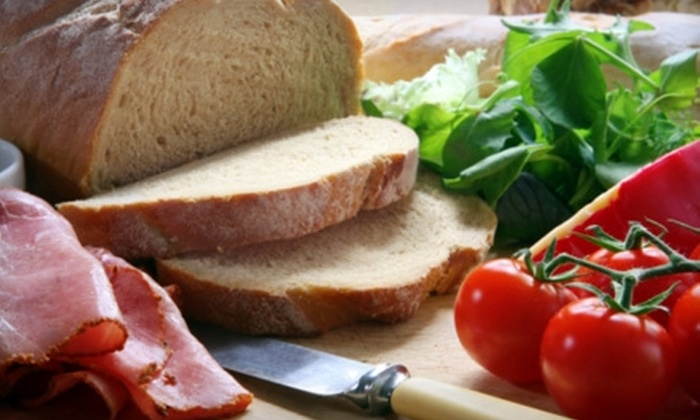 Blue Moon Cafe - Jackson: $7 for $14 Worth of Sandwiches, Wraps, and More from Blue Moon Cafe