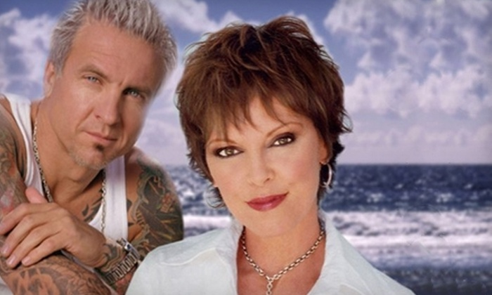 Celebrity Theatre - Central City: $25 for One Ticket to See Pat Benatar and Neil Giraldo Live at Celebrity Theatre ($54.75 Value)